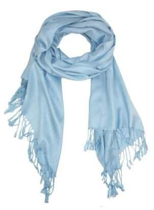 6th Borough Boutique Blue Pashmina Scarf