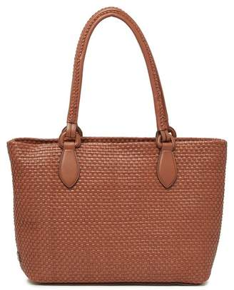 8c74c5dceda at Nordstrom Rack · Cole Haan Bethany Weave Medium Leather Tote