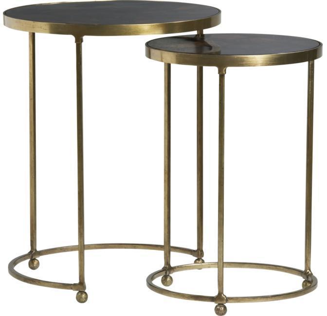 Moreno Nesting Table Set of Two