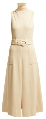 Mara Hoffman Elle Sleeveless Dress - Womens - Ivory