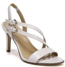 Naturalizer Kayla Leather Strappy Slingback Sandals