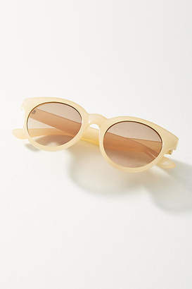 Anthropologie Maija Round Cat-Eye Sunglasses