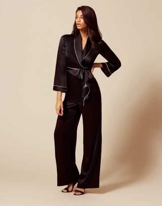 Agent Provocateur Classic Pyjama Bottom Black