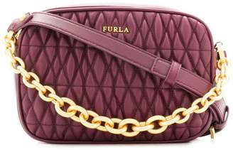 Furla quilted crossbody bag