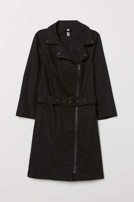 H&M Biker Dress - Black