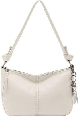 The Sak 108504STO Rialto Zip Top Shoulder Bag
