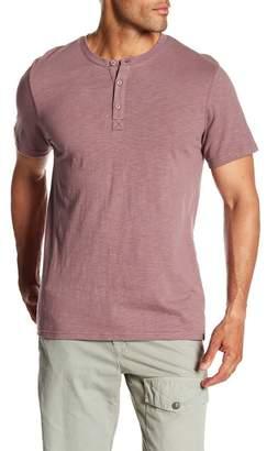 Threads 4 Thought Matthew Organic Cotton Slub Henley Shirt