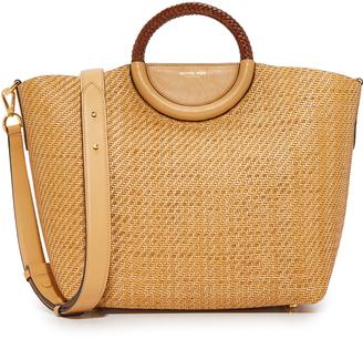 Michael Kors Collection Skorpios Market Bag $990 thestylecure.com