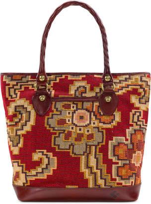 Patricia Nash Peruvian Tapestry Sungaro Tote