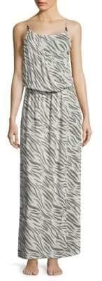 Heidi Klein Printed Maxi Dress