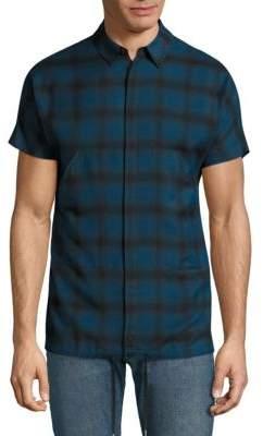 Helmut Lang Cotton Short Sleeve Shirt