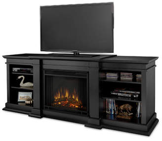 Real Flame Fresno 72 TV Stand with Fireplace