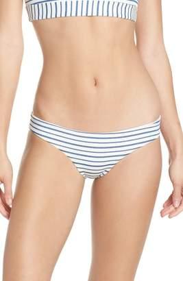 L-Space L Space Sandy Stripe Bikini Bottoms