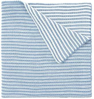 Elegant Baby Braided Cotton Blanket