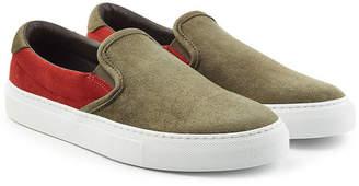 Diemme Suede Slip-On Sneakers