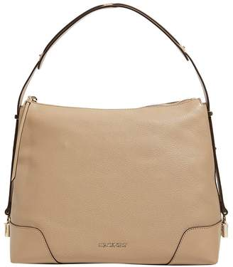 MICHAEL Michael Kors Grained Leather Crosby Tote Bag