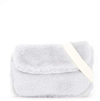 Bobo Choses furry foldover shoulder bag