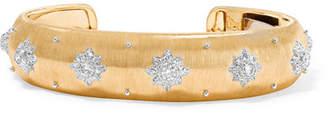 Buccellati Macri 18-karat Gold Cuff