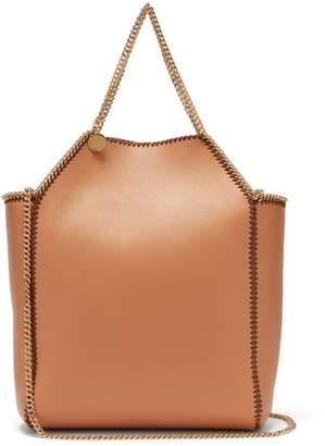 Stella McCartney Falabella Mini Reversible Tote Bag - Womens - Yellow Multi