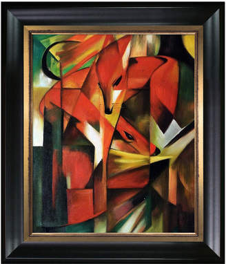 Overstock Art The Fox by Franz Marc (Canvas)