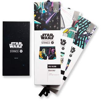 Stance Men's Three-Pack Star Wars Boxer Briefs