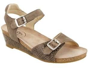 Taos Traveler Wedge Sandal