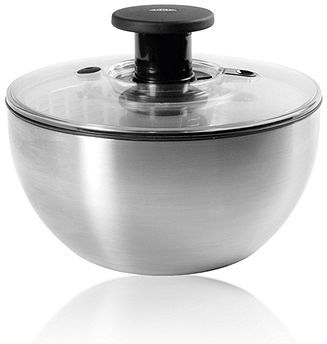 OXO Little Salad & Herb Spinner, Stainless Steel