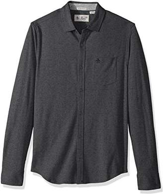 Original Penguin Men's NEP Speck Shirt