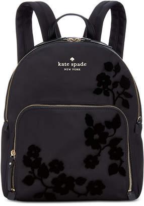 Kate Spade Watson Lane Flocked Maya Backpack