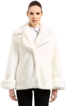 VIVETTA Faux Fur Jacket