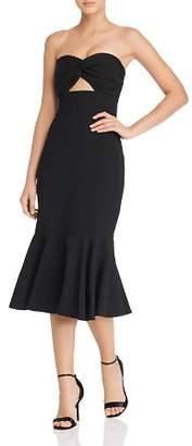 Keepsake Without You Cutout Midi Dress - 100% Exclusive