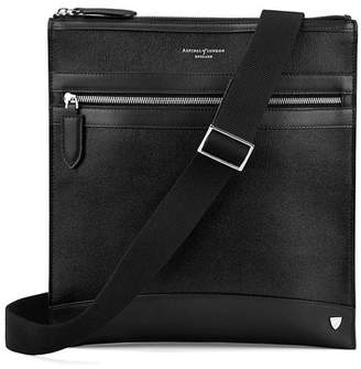 Aspinal of London Anderson Small Messenger Bag