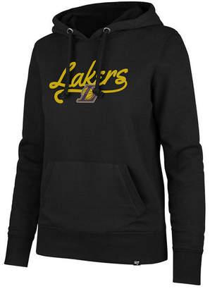 '47 Women's Los Angeles Lakers Clean Sweep Headline Hoodie