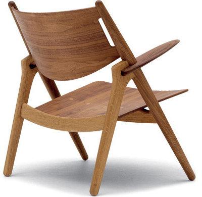 Carl Hansen & Son ch28 easy chair