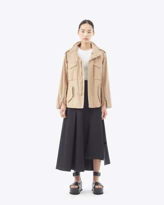 3.1 Phillip Lim Side-Zipper Field Jacket