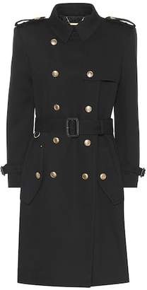 Givenchy Wool double-breasted coat