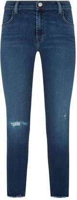 J Brand Alana Skinny Fit Jeans
