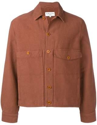 YMC relaxed shirt jacket