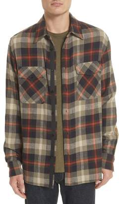 Rag & Bone rag + bone Jack Slim Fit Plaid Sport Shirt