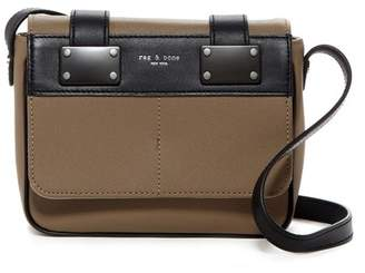 Rag & Bone Mini Pilot Leather Crossbody Bag