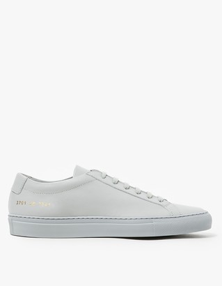Original Achilles Low in Grey $411 thestylecure.com