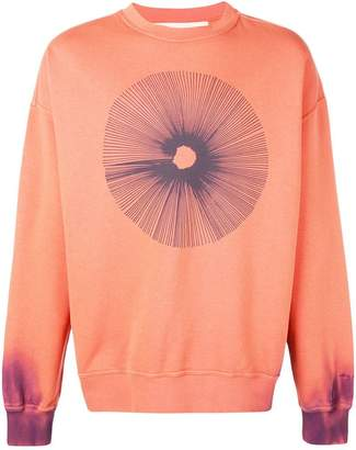 Damir Doma Wilho tie-dye sweatshirt