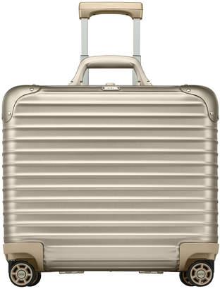 Rimowa Topas Titanium Business Multiwheel Luggage