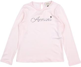 Armani Junior T-shirts - Item 12057193AJ