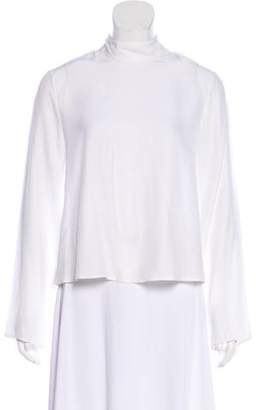 Jenni Kayne Long Sleeve Silk Top w/ Tags