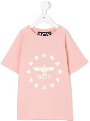 Boy London Kids Globe Star T-shirt