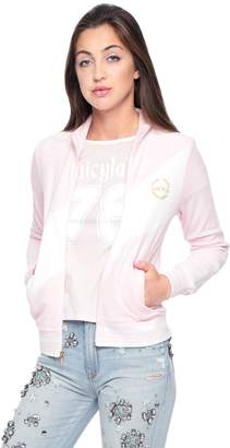 Juicy Couture Velour Sporty Heritage Jacket