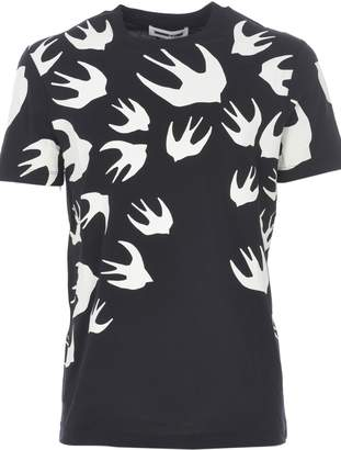 McQ Bird Print T-shirt