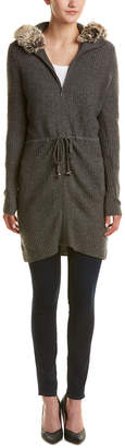 Forte Wool & Cashmere-Blend Anorak