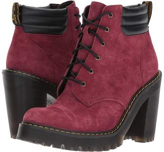 Dr. Martens Persephone 6-Eye Padded Collar Boot Women's Boots